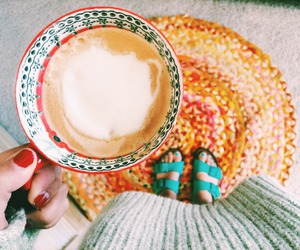 cocoa, coffee, and photo image