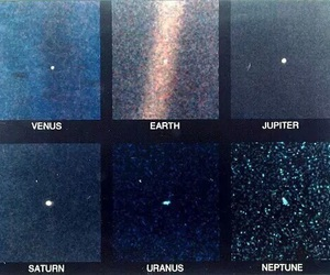 planet, earth, and blue image