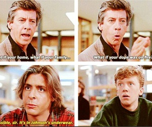 funny, Breakfast Club, and Judd Nelson image