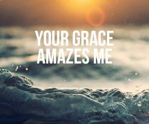 god, jesus, and grace image