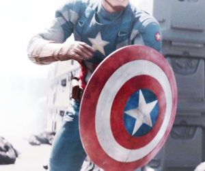 Avengers, captain, and captain america image