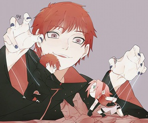 sasori, anime, and naruto image