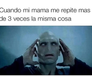 harry potter, lol, and memes en español image