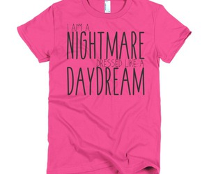 daydream, crop top, and nightmare image
