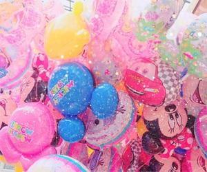 balloon, character, and disney image