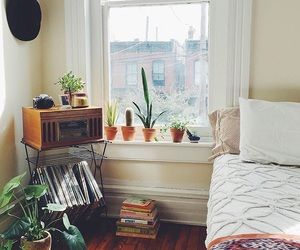 indie, plants, and roomspiration image