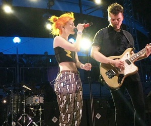 band, band member, and hayley williams image