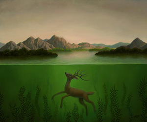 deer and marion peck image