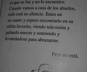 grandfather, frases, and book image