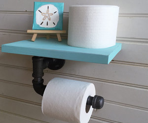etsy, Toilet paper holder, and beach decor image