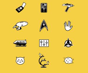 geek, nerd, and pattern image