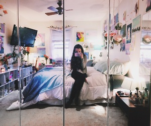 art, artist, and bedroom image
