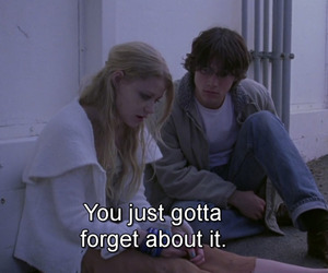 grunge, quotes, and forget image