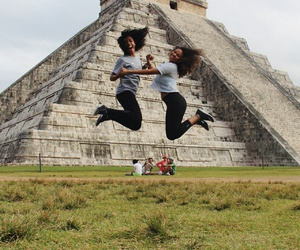 have fun, jump, and mexico image