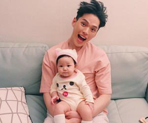 asian, asian baby, and korean image