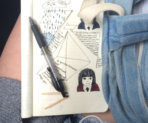 art, bambi, and indie image