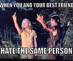 friends, hate, and best friends image