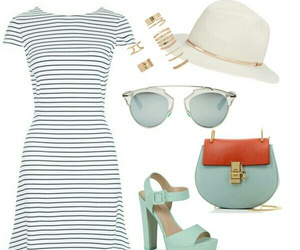 pastels and Polyvore image