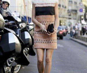 dress, olivia palermo, and style image