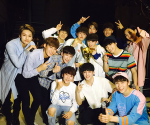 Seventeen, jun, and joshua image