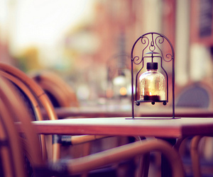 light, lamp, and table image