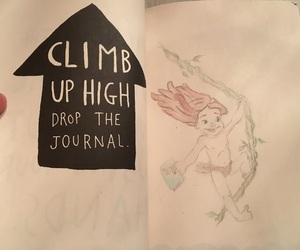 disney, tarzan, and wreck this journal image