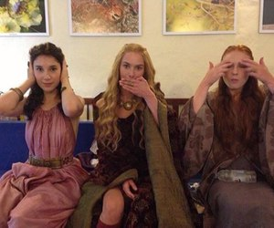 game of thrones, sophie turner, and sansa stark image