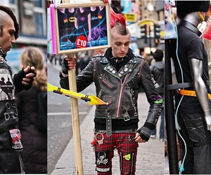 london and punks image