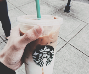 delicious, starbucks, and drink image