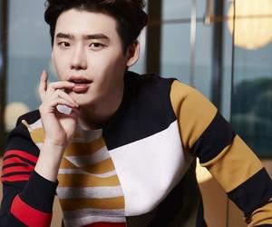 model, lee jong suk, and actor image