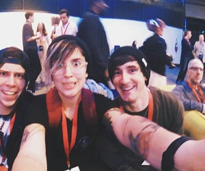luzu, rubius, and youtubers image