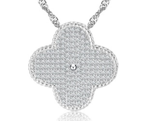 necklace, necklaces, and fashion necklace image