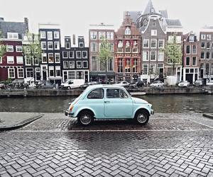 amsterdam, beautiful, and buildings image