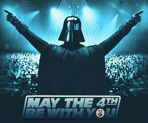 may the 4th be with you and happy star wars day image