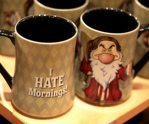 cup, morning, and mug image