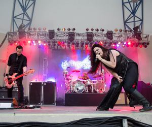 amy lee, evanescence, and festival image