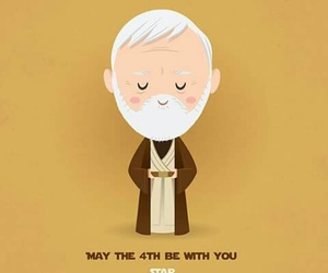 star wars and may the 4th be with you image