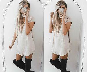 boots, selfie, and cute image
