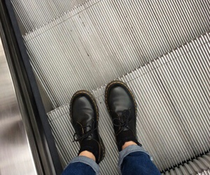 black shoes, indie, and explore image