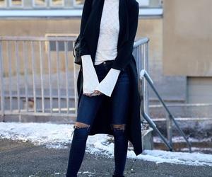dress, fashion, and street style image