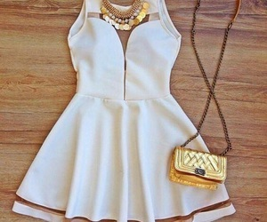 dress, clothes, and style image