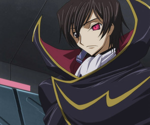 code geass, lelouch vi britannia, and lelouch image