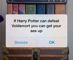 harry potter, funny, and harrypotter image
