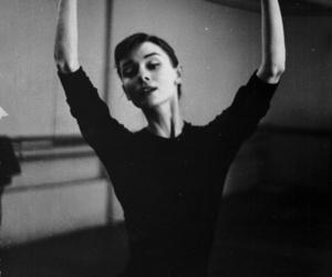 audrey hepburn, ballet, and dance image