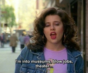 blow job, museums, and theatre image