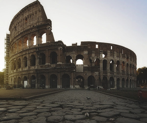 roma and rome image