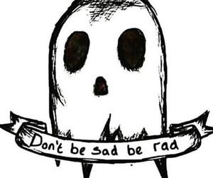 ghost, rad, and sad image