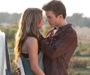 couple, love, and footloose image
