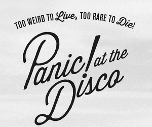 panic at the disco, band, and patd image