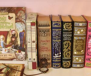 awesome, bookshelf, and bookworm image